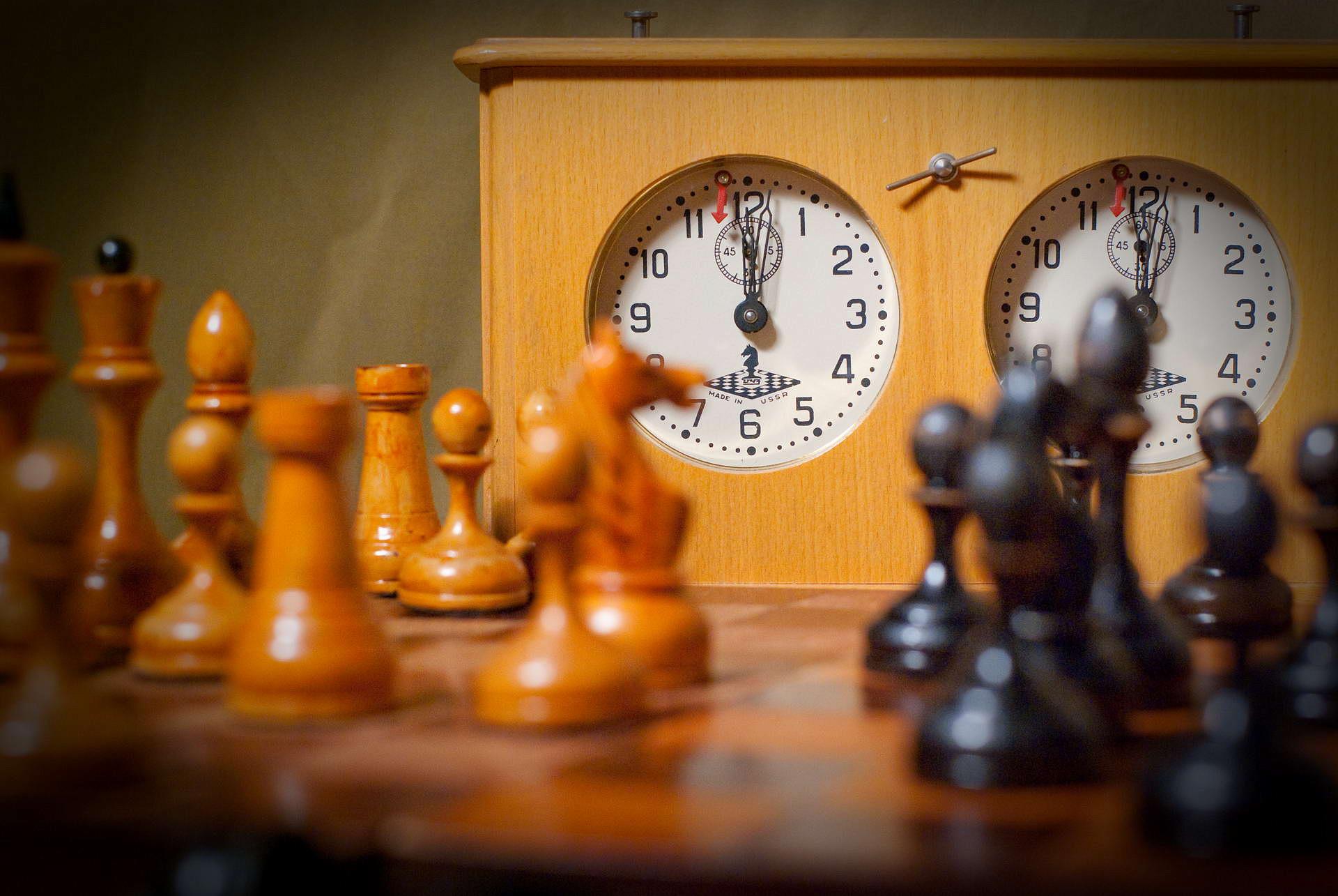 блог картинка шахматного турнира рисковал, крутясь кругу